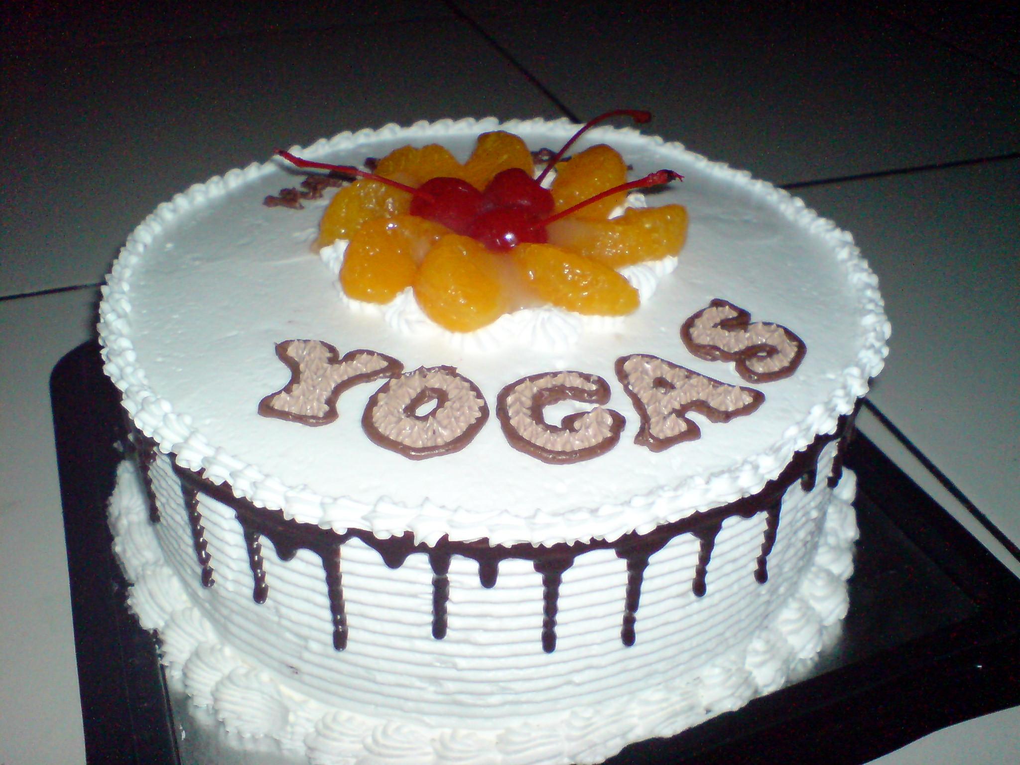 ... ulang tahun fatmah bahalwan | kumpulan resep kue tart | gambar kue