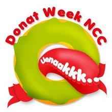 logo donat week