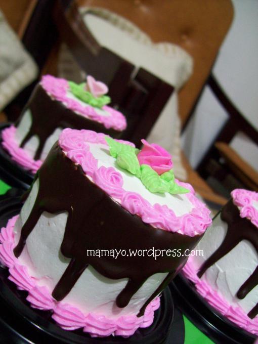 mini cake kakak