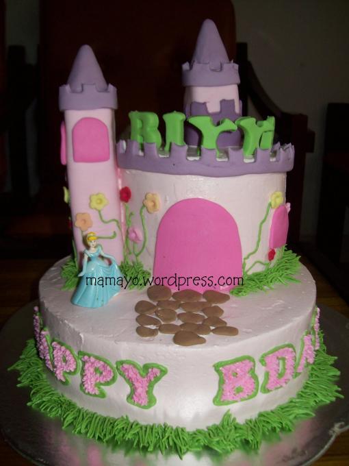 kue ultah istana