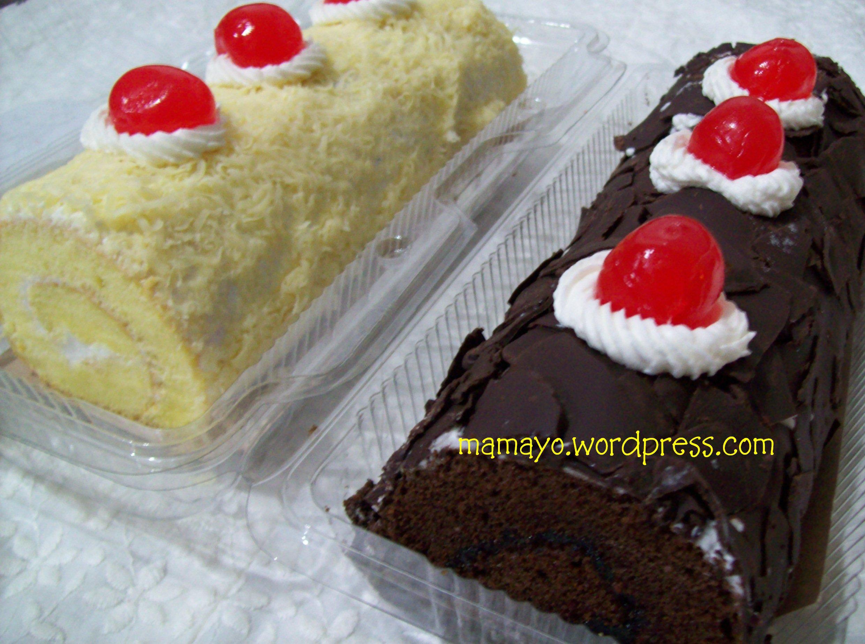Resep Cake Gulung Kukus Coklat: Cake Dan Kue