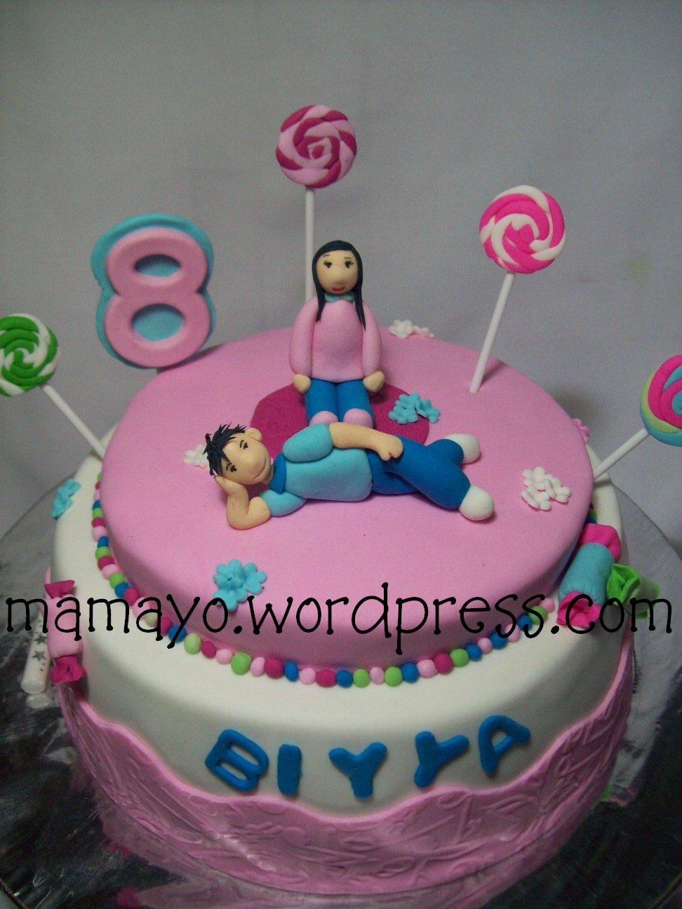 Kue Ultah Untuk Anak