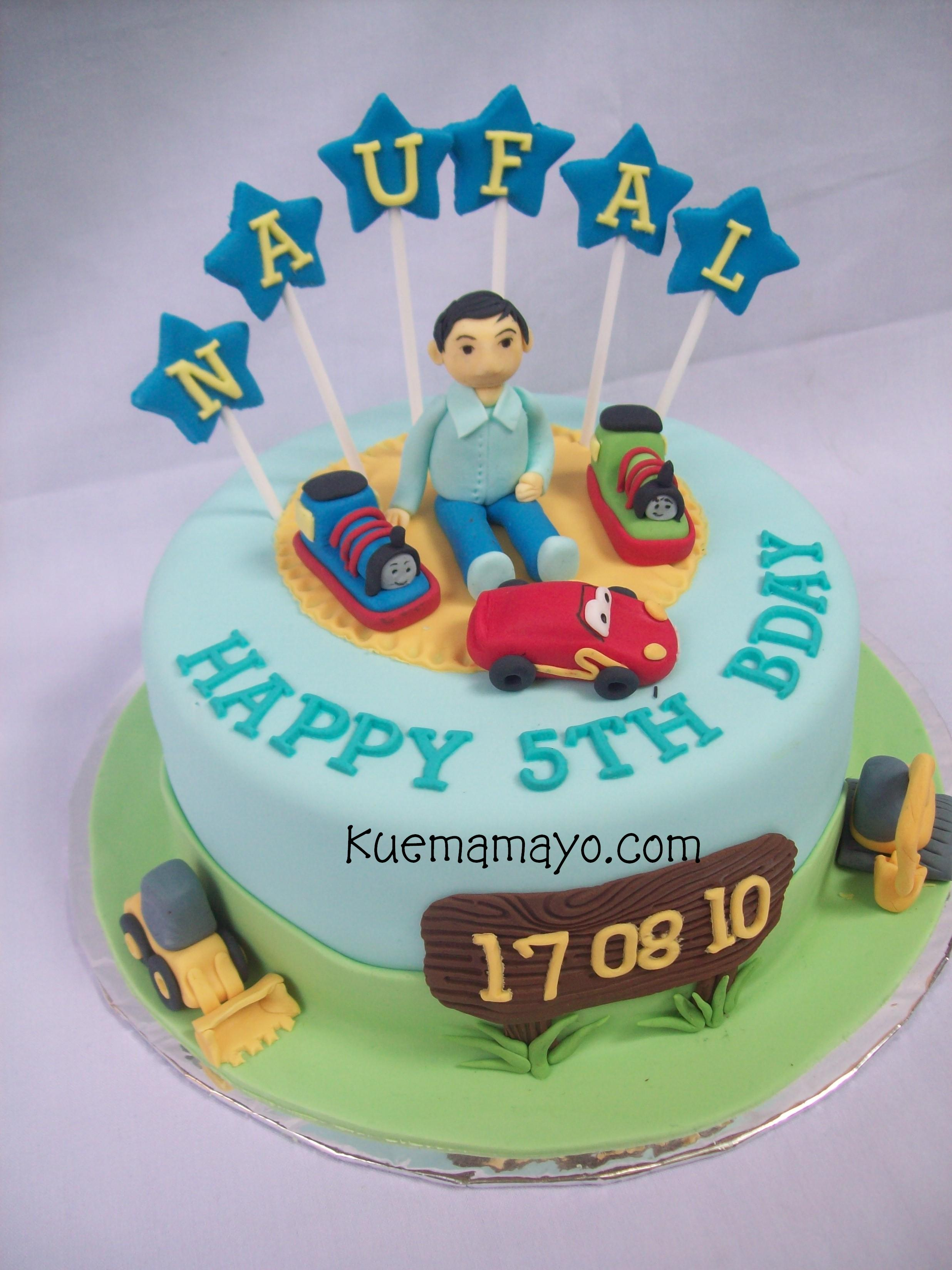 Gambar Kue Ultah Lucu Untuk Anak Medsos Kini