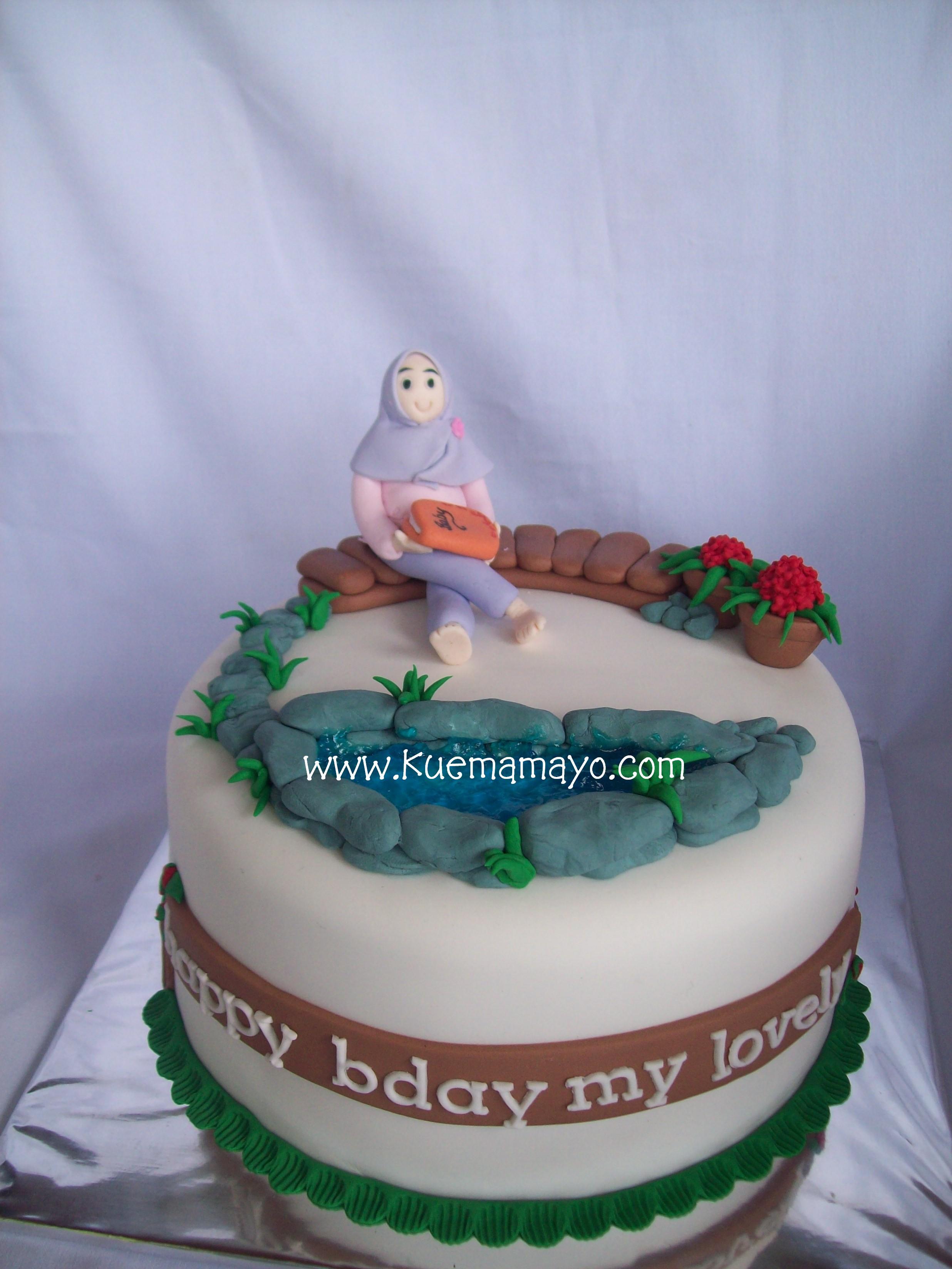 Kue Ulang Tahun Mamayo Laman 76