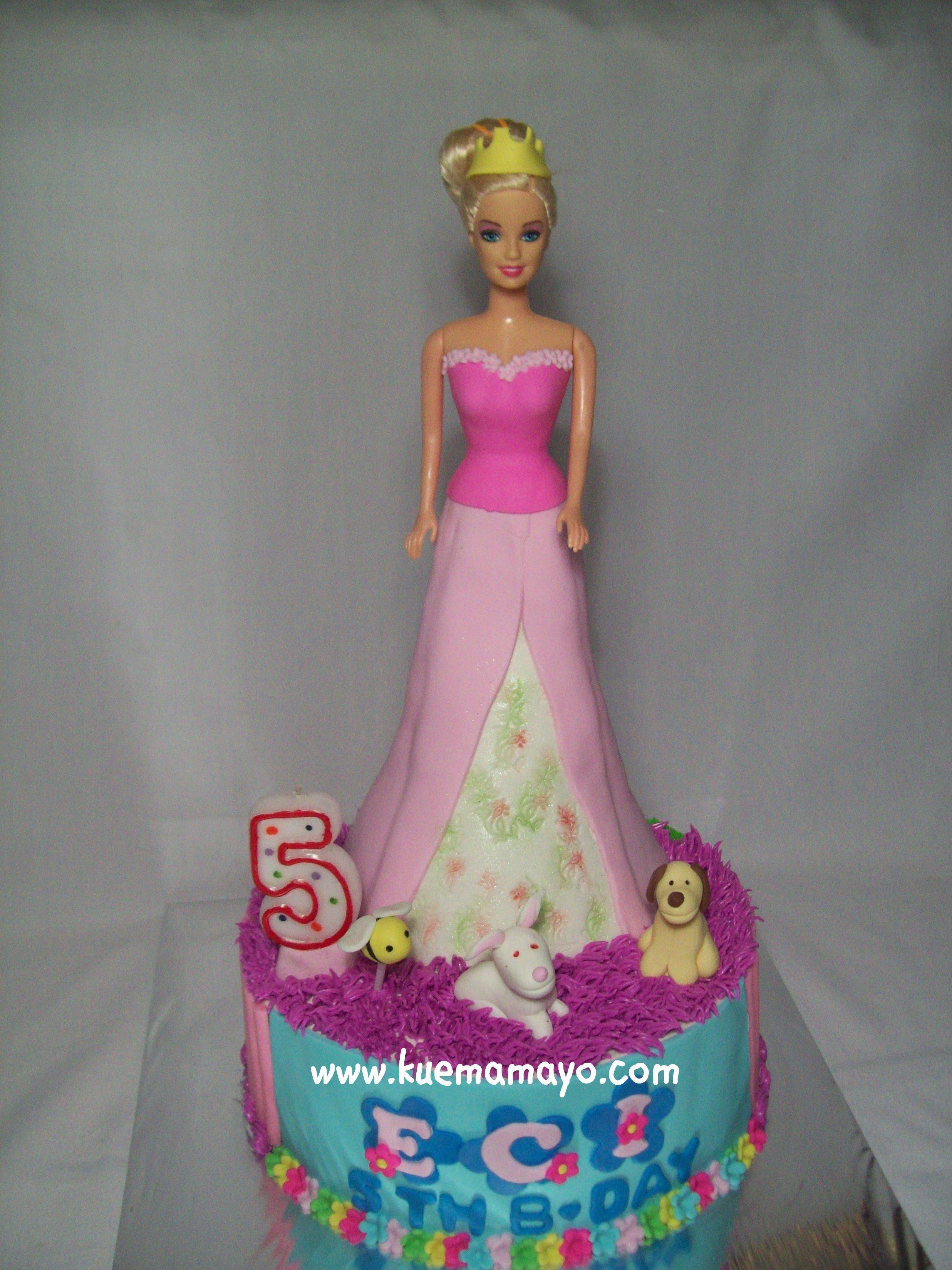 Barbie Punya Eci Mamayo