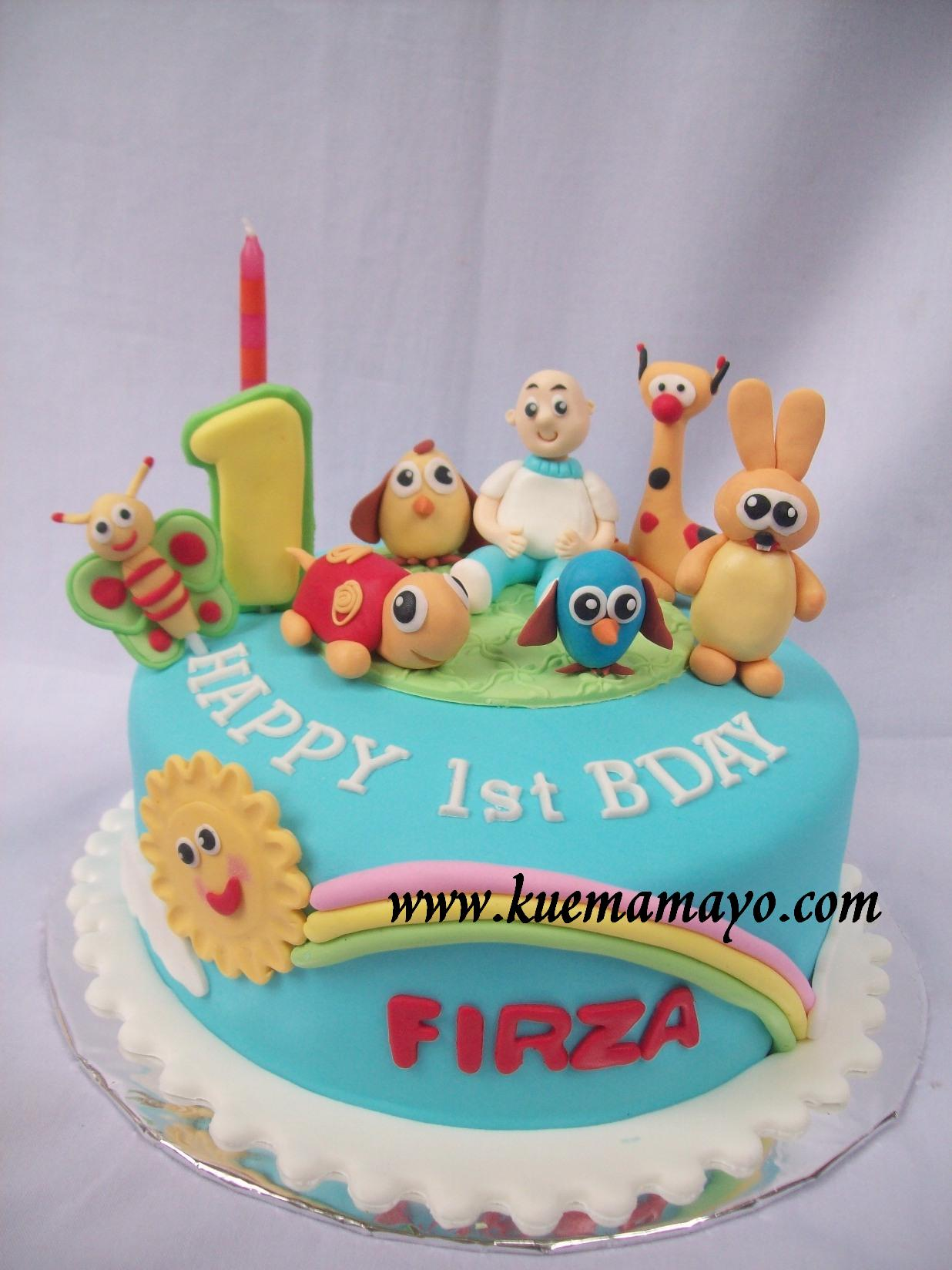 1000+ images about Baby tv cake on Pinterest