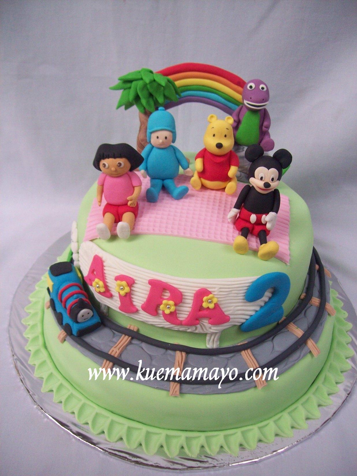 Kue Ulang Tahun Mamayo Laman 72