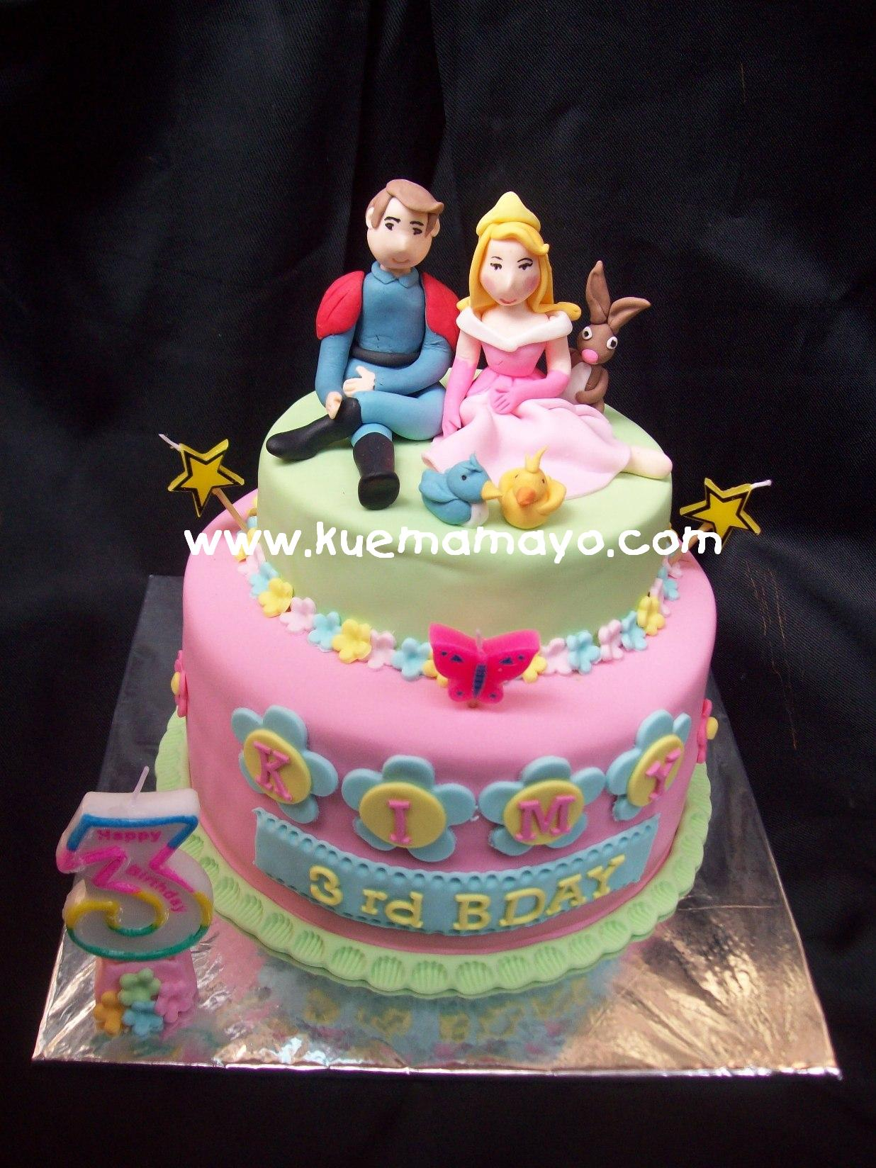 Prince And Princess Cake Kimy Mamayo