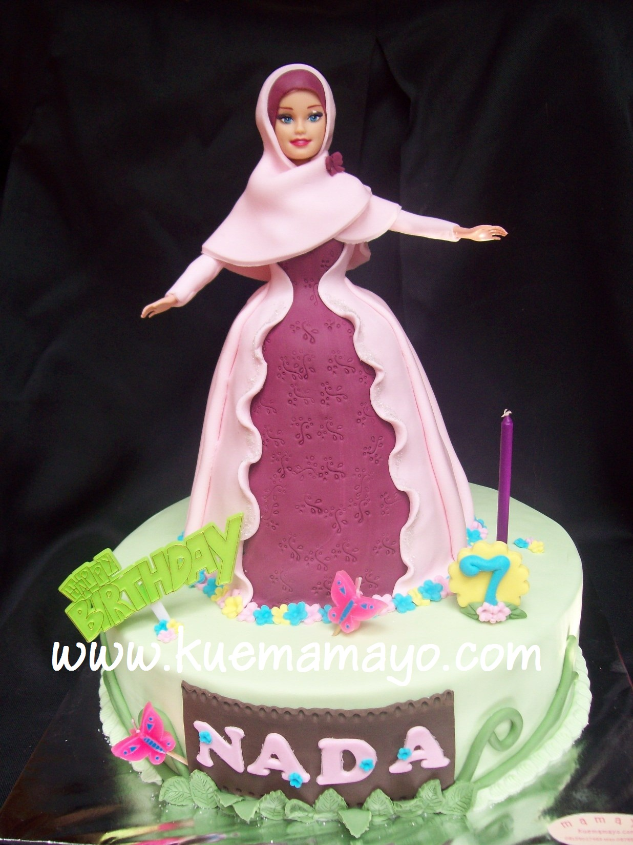 Pin Barbie Sheet Cakes Pictures Cake on Pinterest