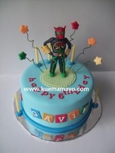 kamen rider cake (2)