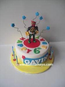 kamen rider cake