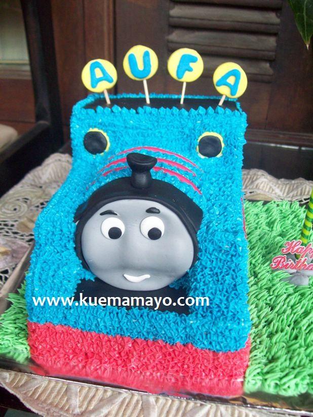 Kue Ulang Tahun Mamayo Halaman