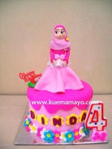 Litlle princess cake