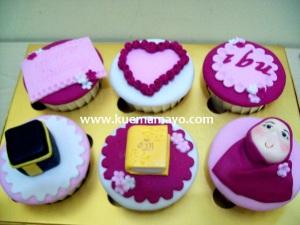 Cupcakes for ibu
