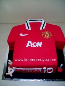 MU uniform cake