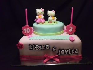 Hello kitty-Tiara dan jovita
