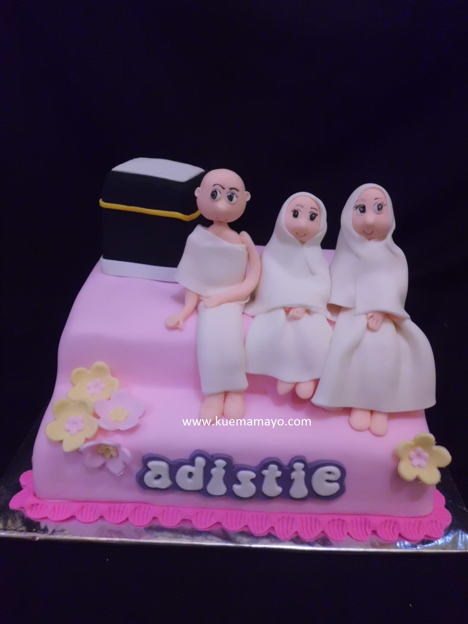 Kue Ulang Tahun Mamayo