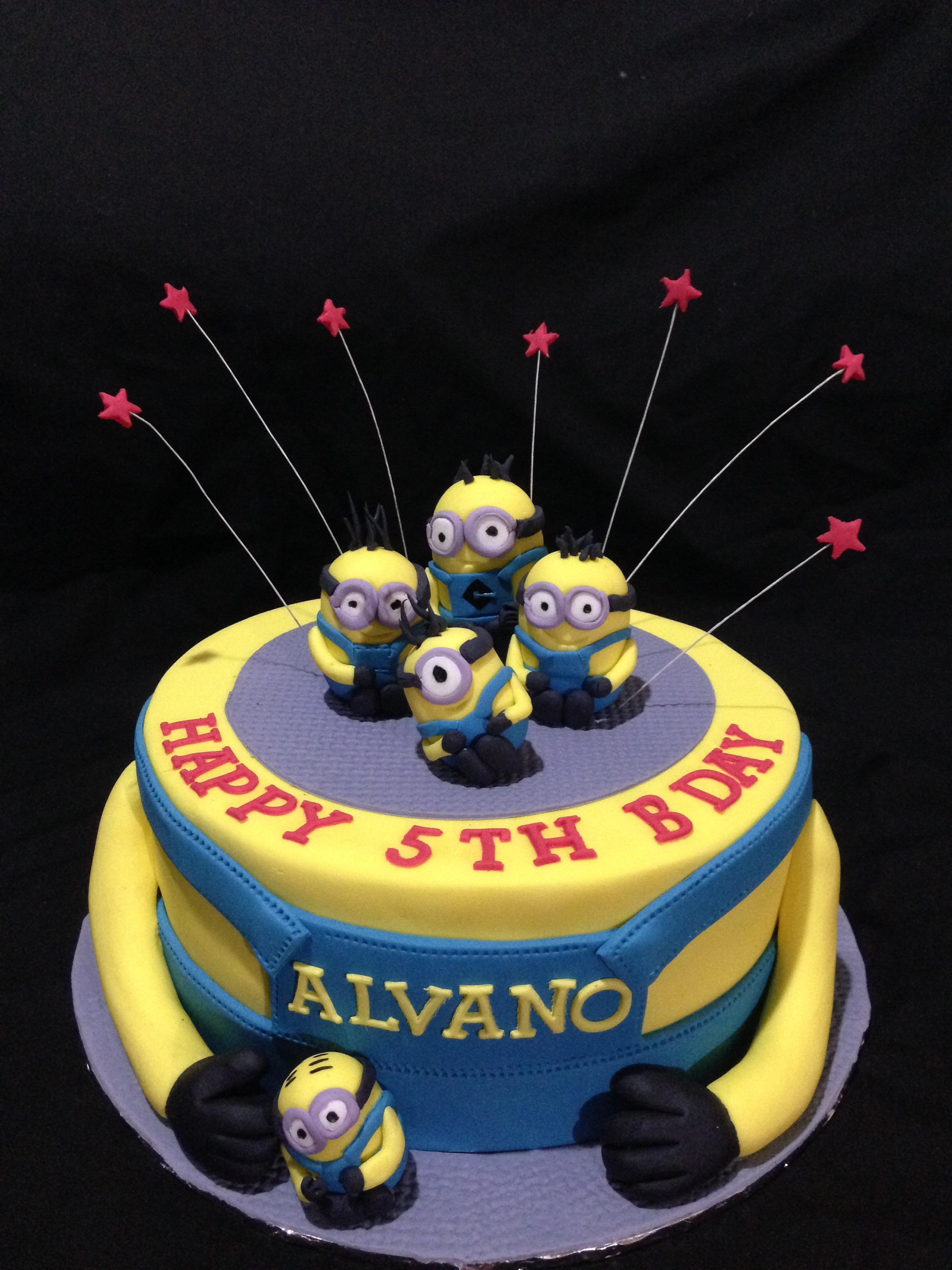Birthday Cake Mamayo Laman 7